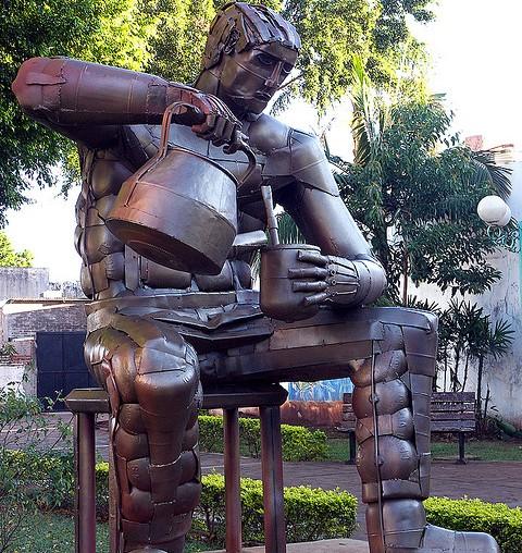 El Matero de Gerónimo Rodríguez