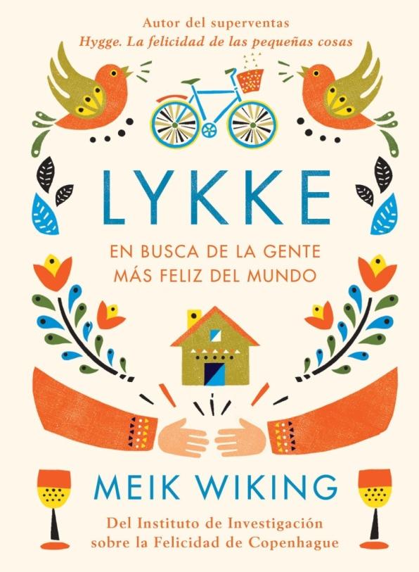 Lykke, el libro de la felicidad