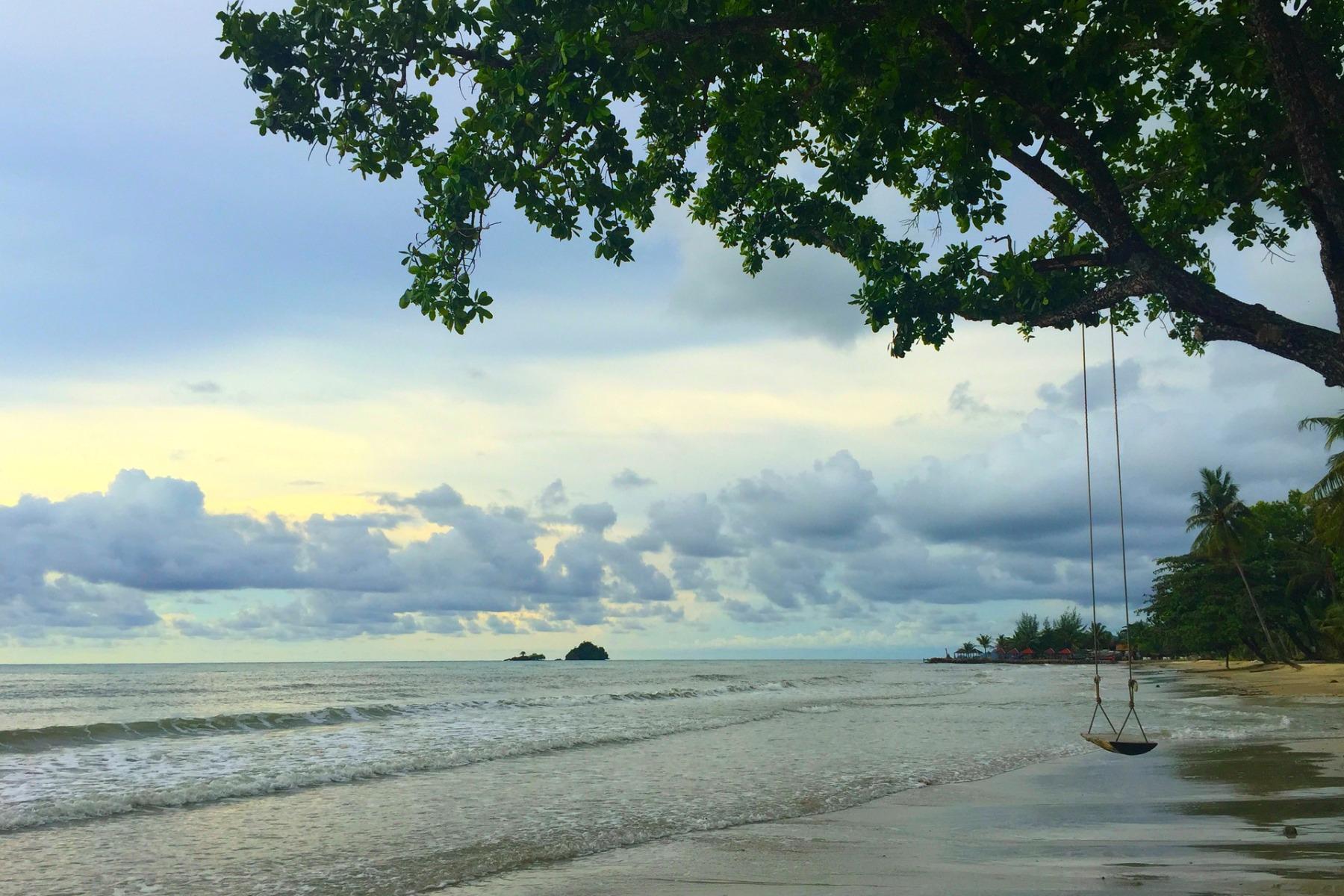 Las playas de Koh Chang